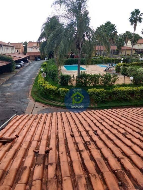 casa com 2 dormitórios à venda, 120 m² por r$ 230.000,00 - borghese i - são josé do rio preto/sp - ca2677