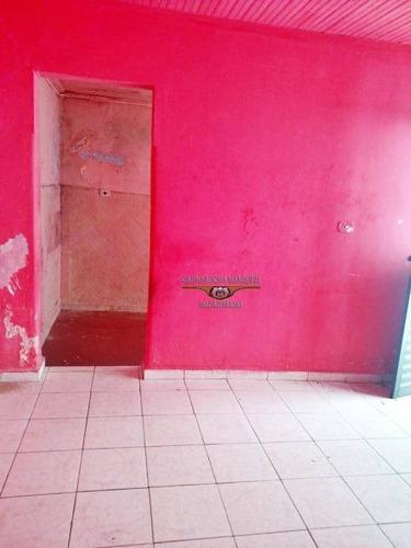 casa com 2 dormitórios à venda, 120 m² por r$ 260.000,00 - vila formosa - são paulo/sp - ca0596