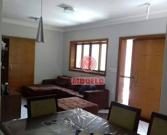casa com 2 dormitórios à venda, 120 m² por r$ 320.000,00 - santa terezinha - piracicaba/sp - ca1479