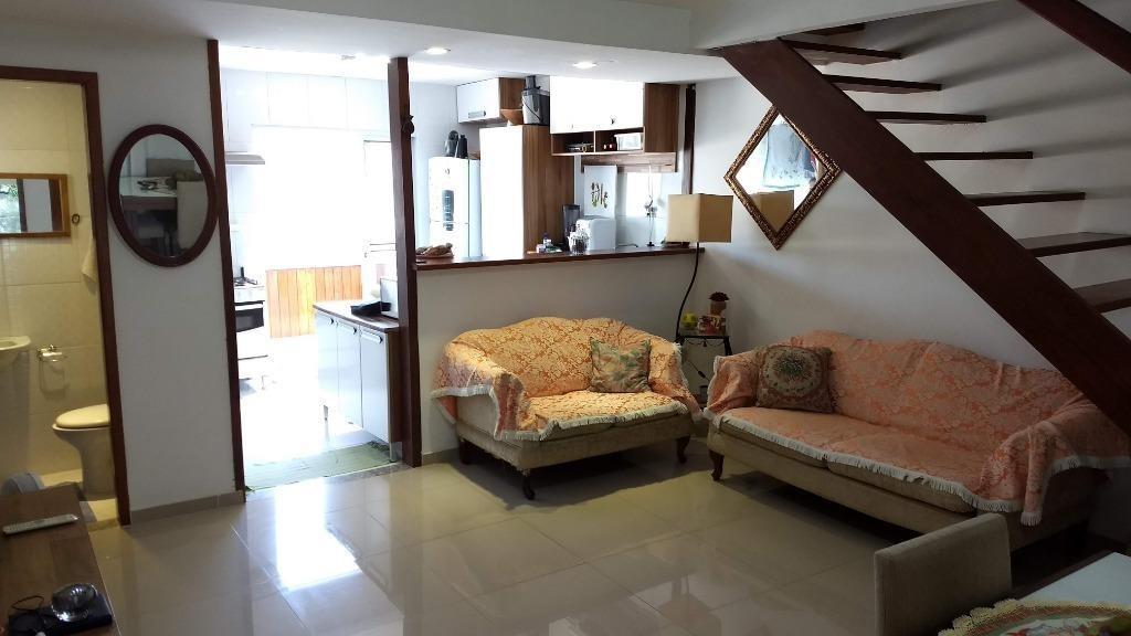 casa com 2 dormitórios à venda, 120 m² por r$ 385.000,00 - maria paula - niterói/rj - ca0328