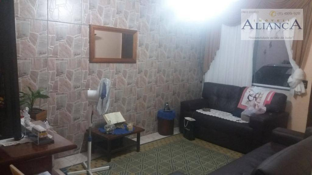 casa com 2 dormitórios à venda, 120 m² por r$ 550.000 - jardim marina - são bernardo do campo/sp - ca0281