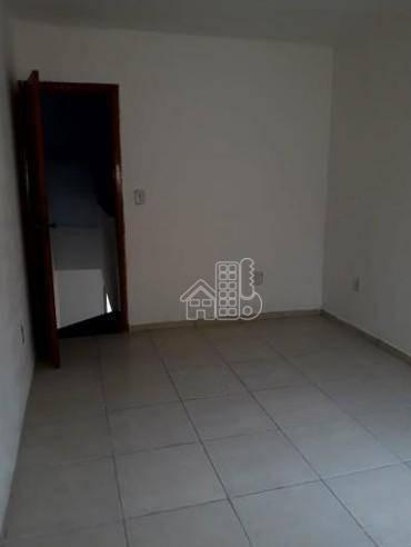 casa com 2 dormitórios à venda, 121 m² por r$ 300.000 - rocha - são gonçalo/rj - ca0785