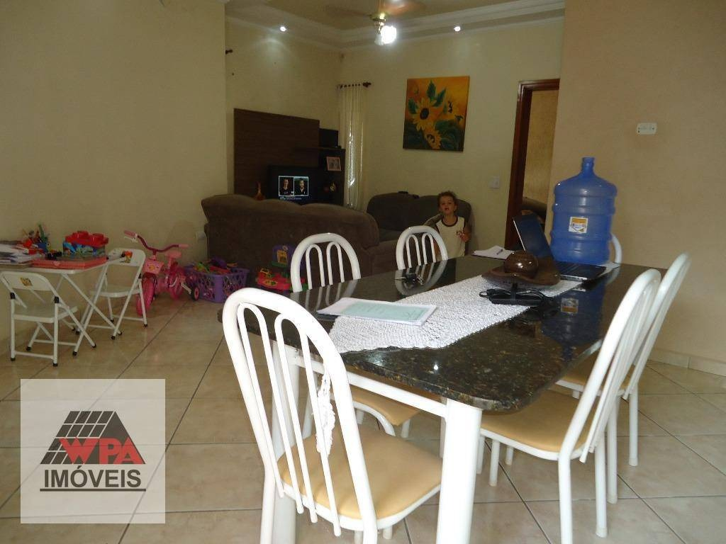 casa com 2 dormitórios à venda, 125 m² por r$ 320.000,00 - jardim pérola - santa bárbara d'oeste/sp - ca1187