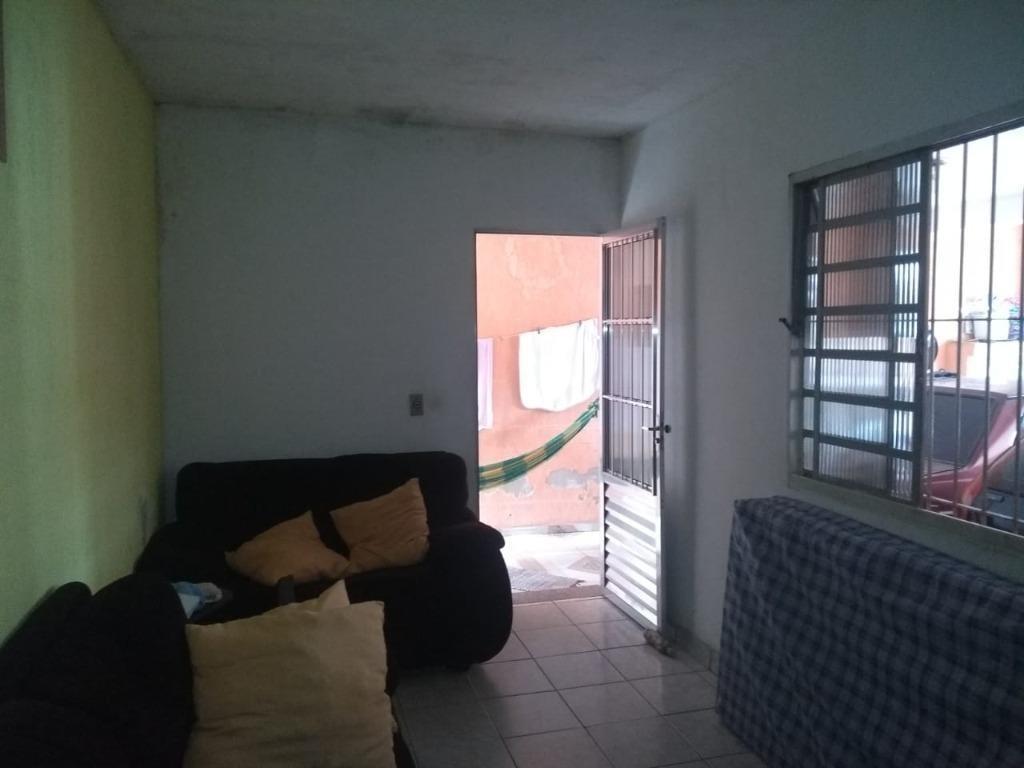 casa com 2 dormitórios à venda, 126 m²  - residencial parque cumbica - guarulhos/sp - ca2486