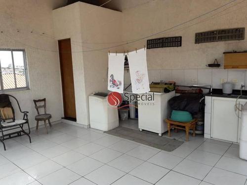 casa com 2 dormitórios à venda, 130 m²  jardim penha - são paulo/sp - ca1733