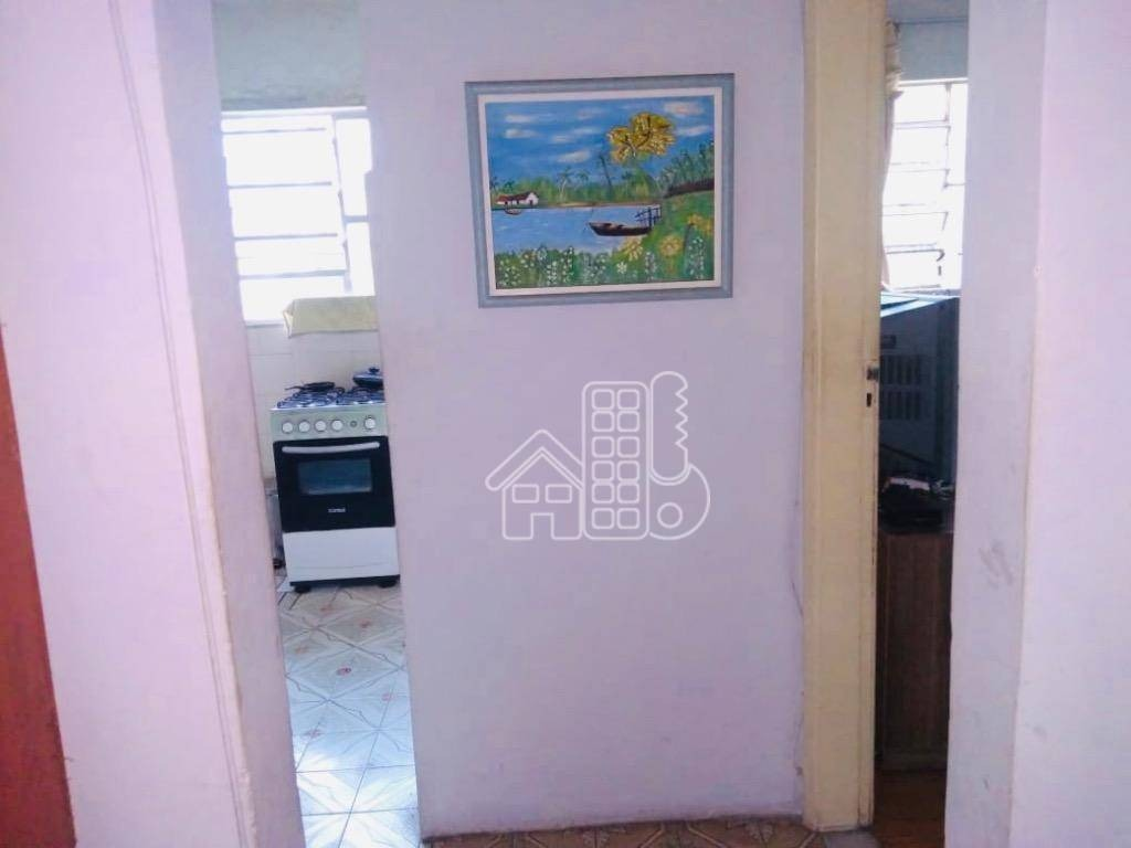 casa com 2 dormitórios à venda, 130 m² por r$ 180.000,00 - santa rosa - niterói/rj - ca1051