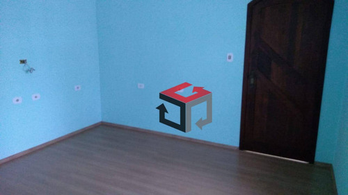 casa com 2 dormitórios à venda, 137 m² por r$ 380.000 - jardim teles de menezes - santo andré/sp - ca21095
