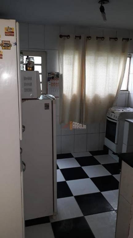 casa com 2 dormitórios à venda, 140 m² por r$ 365.000,00 - cidade antônio estevão de carvalho - são paulo/sp - ca0516