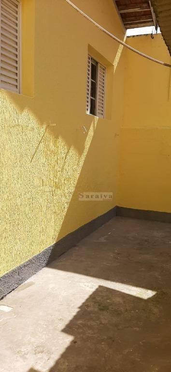 casa com 2 dormitórios à venda, 143 m² por r$ 425.000,00 - jardim copacabana - são bernardo do campo/sp - ca0299
