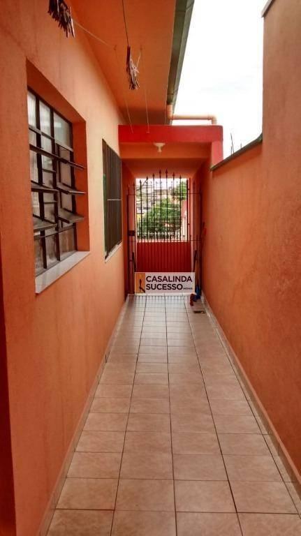 casa com 2 dormitórios à venda, 150 m² por r$ 380.000 - vila nhocune - são paulo/sp - ca6170