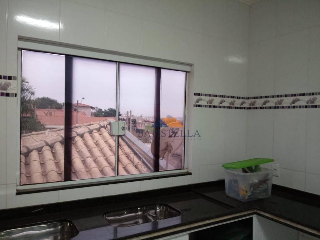 casa com 2 dormitórios à venda, 150 m² por r$ 390.000 - jardim campo verde i - limeira/sp - ca0773