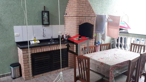 casa com 2 dormitórios à venda, 150 m² por r$ 550.000 - paulicéia - são bernardo do campo/sp - ca19840