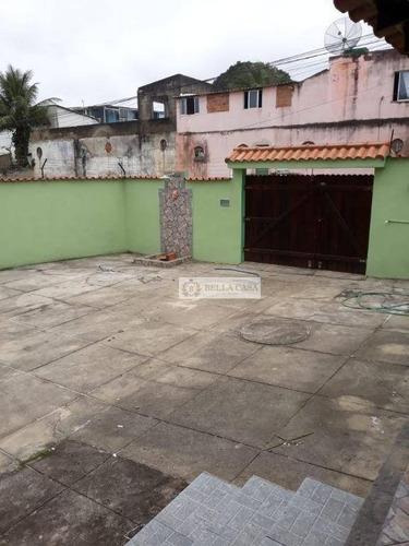casa com 2 dormitórios à venda, 160 m² por r$ 320.000 - xv de novembro - araruama/rj - ca0161