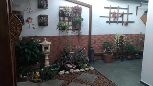 casa com 2 dormitórios à venda, 166 m² por r$ 370.000,00 - vila suissa - mogi das cruzes/sp - ca0045
