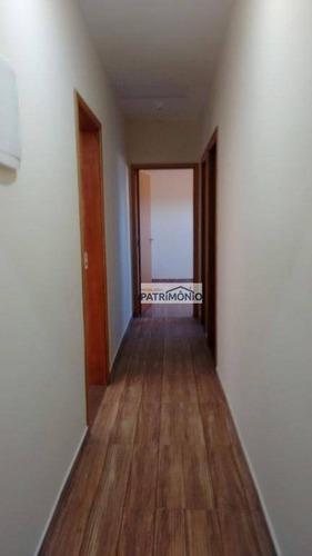 casa com 2 dormitórios à venda, 170 m² por r$ 850.000 - jardim paulista - atibaia/sp - ca0540