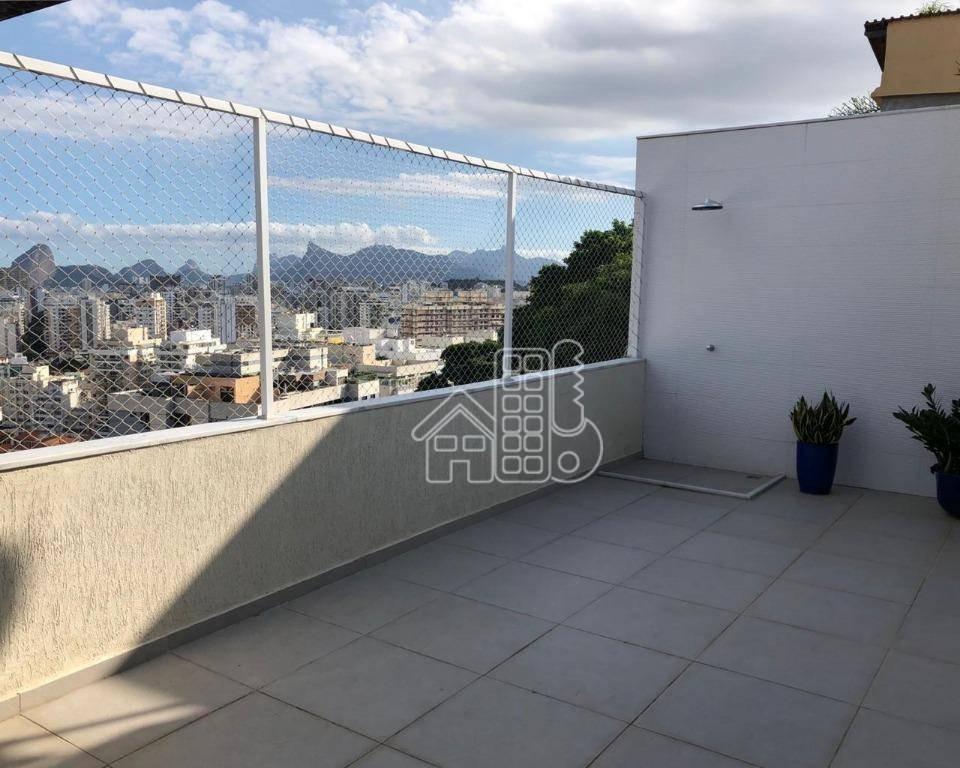 casa com 2 dormitórios à venda, 175 m² por r$ 629.999,99 - santa rosa - niterói/rj - ca1004