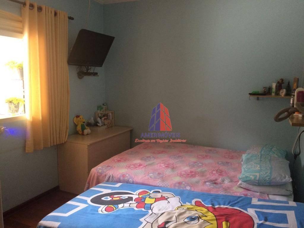 casa com 2 dormitórios à venda, 180 m² por r$ 500.000,00 - morada do sol - americana/sp - ca0467