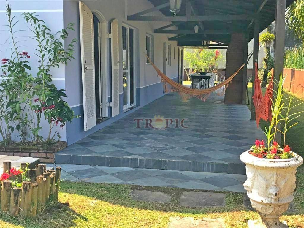 casa com 2 dormitórios à venda, 180 m² por r$ 510.000,00 - morada praia - bertioga/sp - ca0355