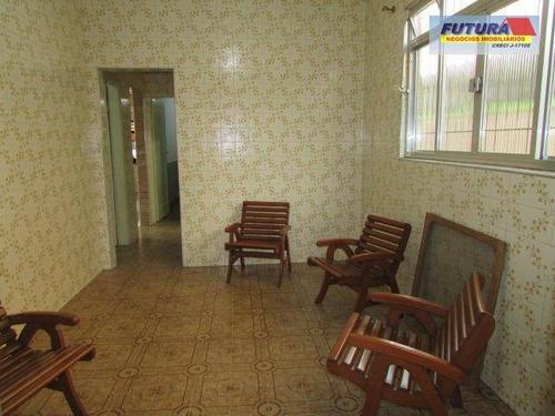 casa com 2 dormitórios à venda, 181 m² por r$ 550.000 - vila são jorge - são vicente/sp - ca0331