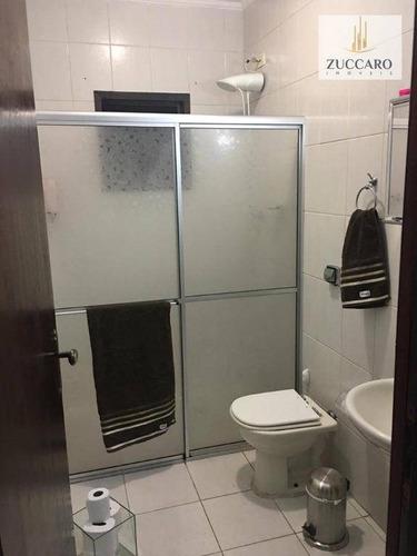 casa com 2 dormitórios à venda, 216 m² por r$ 350 - jardim terezópolis - guarulhos/sp - ca3396