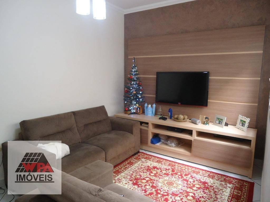 casa com 2 dormitórios à venda, 239 m² por r$ 540.000,00 - parque universitário - americana/sp - ca2460