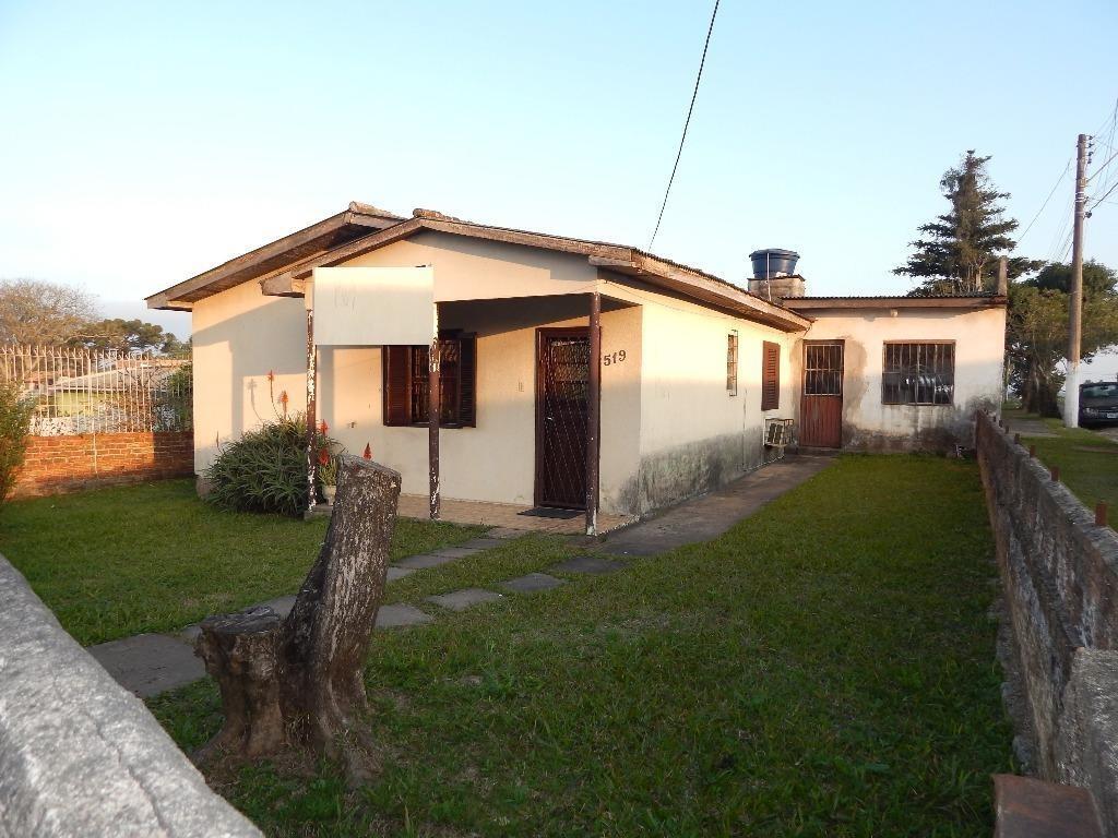 casa com 2 dormitórios à venda, 250 m² por r$ 265.000,00 - santa isabel - viamão/rs - ca0041