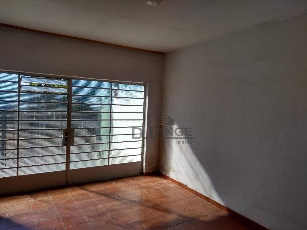 casa com 2 dormitórios à venda, 250 m² por r$ 360.000 - taquaral - campinas/sp - ca13022