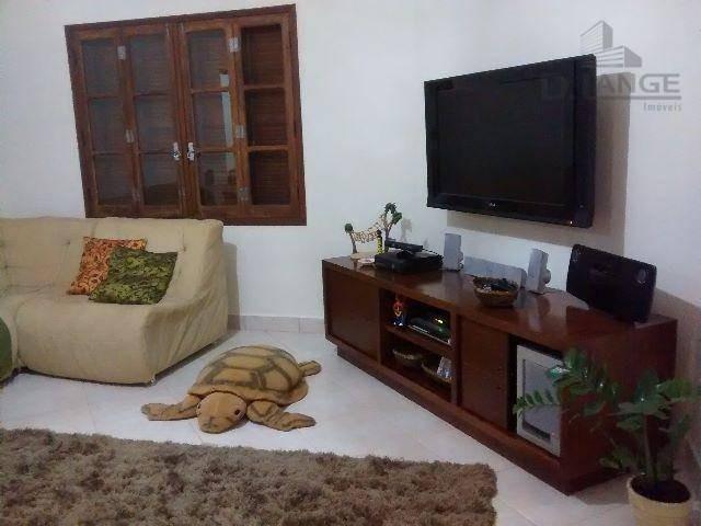 casa com 2 dormitórios à venda, 250 m² por r$ 720.000 - parque jambeiro - campinas/sp - ca10133