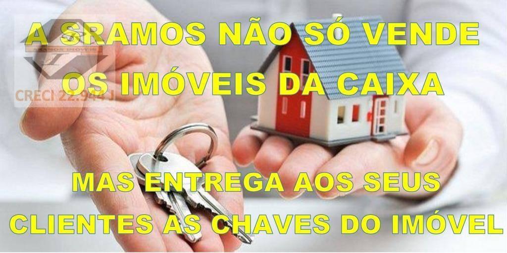 casa com 2 dormitórios à venda, 276 m² por r$ 430.737 - alto cafezal - marília/sp - ca3187