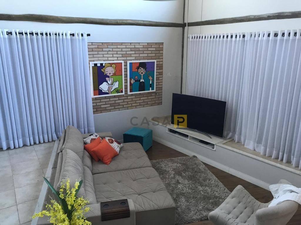 casa com 2 dormitórios à venda, 345 m² por r$ 1.400.000,00 - santa luíza - nova odessa/sp - ca0491