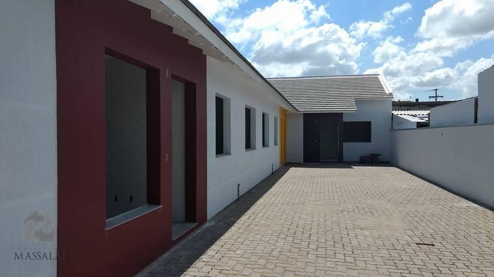 casa com 2 dormitórios à venda, 47 m² por r$ 180.000 - niterói - canoas/rs - ca0054