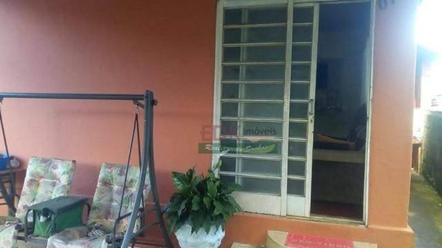 casa com 2 dormitórios à venda, 48 m² por r$ 120.000 - souzas - monteiro lobato/sp - ca2053