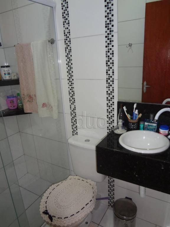 casa com 2 dormitórios à venda, 48 m² por r$ 130.000,00 - parque residencial piracicaba balbo - piracicaba/sp - ca2921