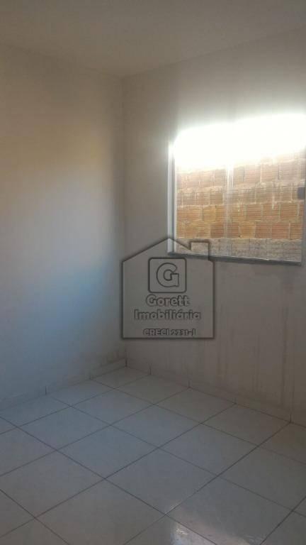 casa com 2 dormitórios à venda, 49 m² por r$ 120.000 - olho d'água - são gonçalo do amarante/rn v0488 - ca0304
