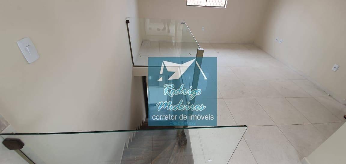 casa com 2 dormitórios à venda, 51 m² por r$ 179.000 - maracanã - praia grande/sp - ca0043