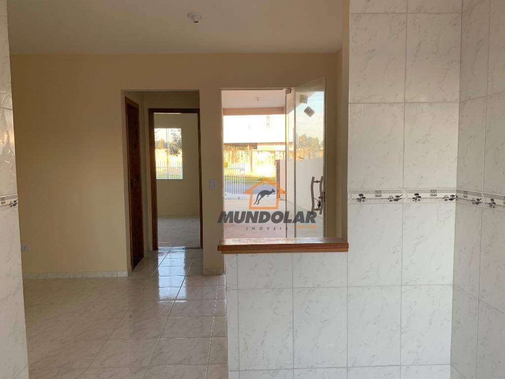 casa com 2 dormitórios à venda, 54 m² por r$ 190.000,00 - sabiá - araucária/pr - ca1507