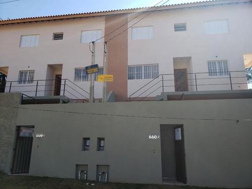 casa com 2 dormitórios à venda, 54 m² por r$ 210.000 - jardim santo antônio - atibaia/sp - ca1597