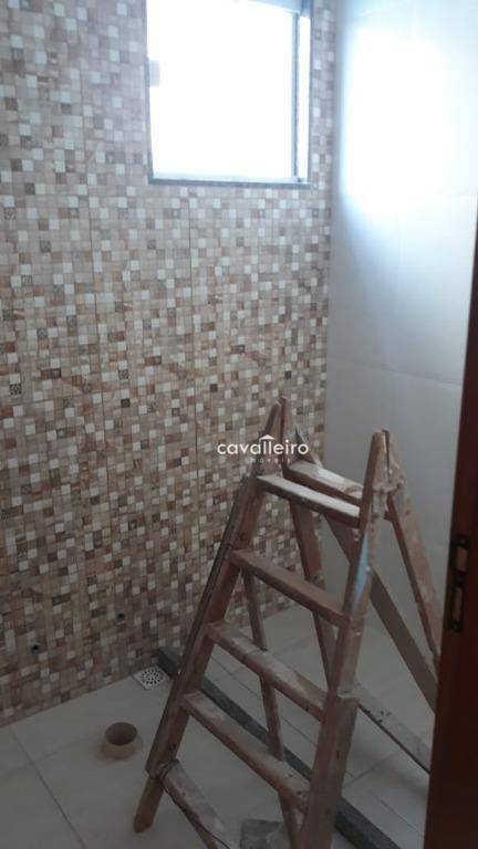 casa com 2 dormitórios à venda, 55 m²  - cordeirinho (ponta negra) - maricá/rj - ca3670