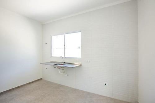 casa com 2 dormitórios à venda, 56 m² por r$ 180.000 - jardim santo antônio - atibaia/sp - ca1596