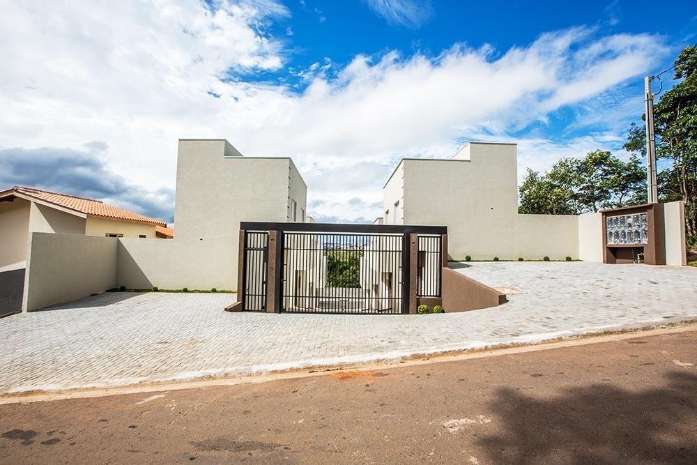 casa com 2 dormitórios à venda, 56 m² por r$ 180.000 - jardim são felipe - atibaia/sp - ca0323