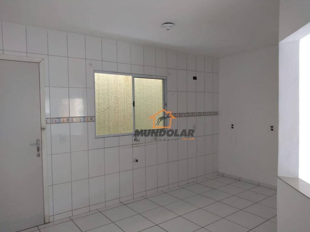 casa com 2 dormitórios à venda, 58 m² por r$ 135.000 - campina da barra - araucária/pr - ca1578