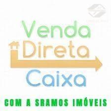 casa com 2 dormitórios à venda, 59 m² por r$ 127.971 - parque das primaveras - marília/sp - ca4452