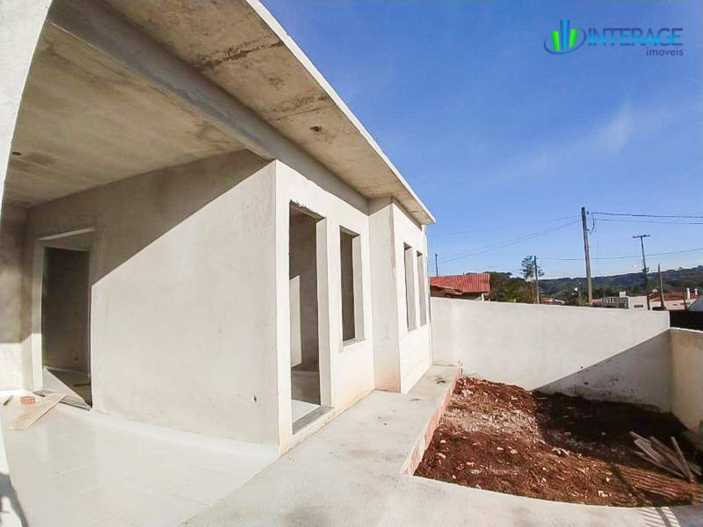 casa com 2 dormitórios à venda, 60 m² por r$ 155.000 - jardim três rios - campo largo/pr - ca0273