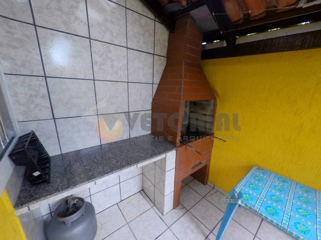 casa com 2 dormitórios à venda, 60 m² por r$ 200.000 - jardim britânia - caraguatatuba/sp - ca0289