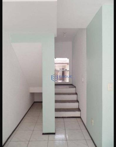 casa com 2 dormitórios à venda, 61 m² por r$ 180.000 - passaré - fortaleza/ce - ca0885