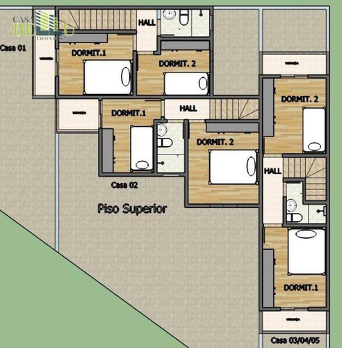 casa com 2 dormitórios à venda, 62 m² por r$ 215.000 - jardim santo antonio - franco da rocha/sp - ca0345