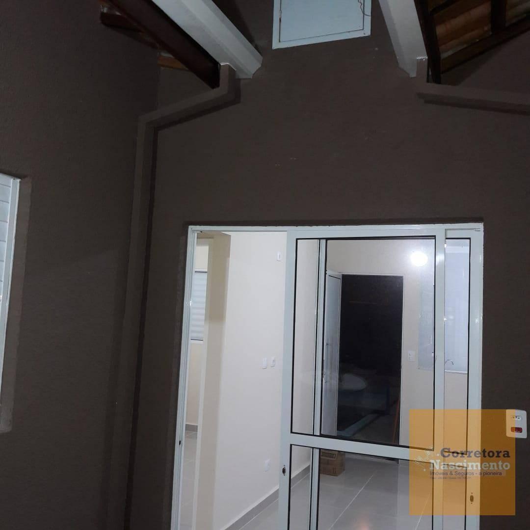 casa com 2 dormitórios à venda, 62 m² por r$ 244.000,00 - parque dos príncipes - jacareí/sp - ca1512