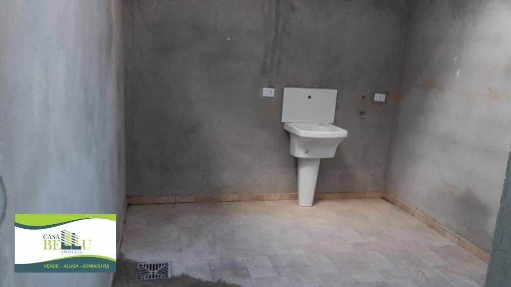 casa com 2 dormitórios à venda, 64 m² por r$ 215.000,00 - jardim santo antonio - franco da rocha/sp - ca0404