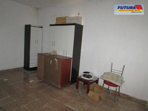 casa com 2 dormitórios à venda, 65 m²  - parque são vicente - são vicente/sp - ca0374
