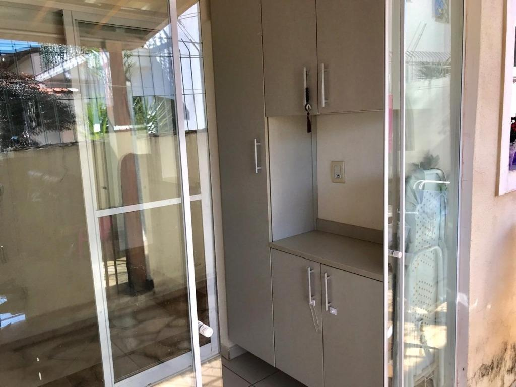casa com 2 dormitórios à venda, 65 m² por r$ 450.000 - chácara primavera - campinas/sp - ca7004